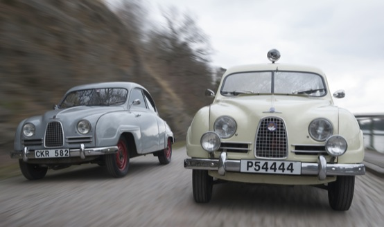 Mille Miglia 2011: anche Saab domani al via
