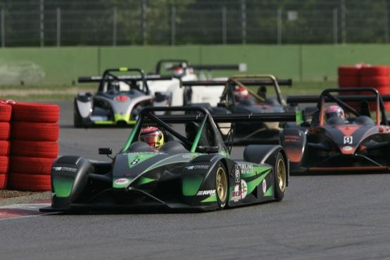 Prototipi: Marco Visconti vince la prima prova di Imola
