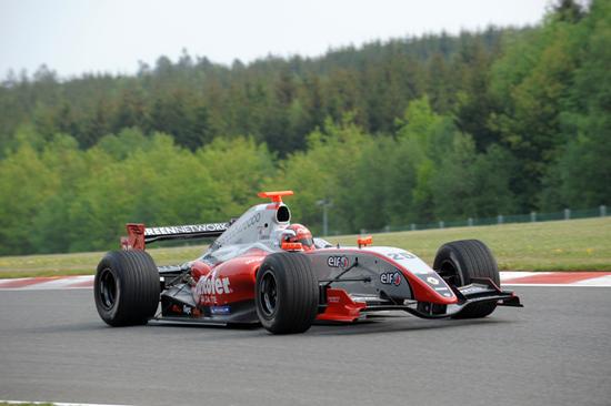 WSR – Un determinato Zampieri sfiora il podio a Spa