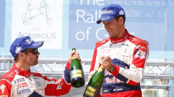 WRC – Ogier vince tra le polemiche
