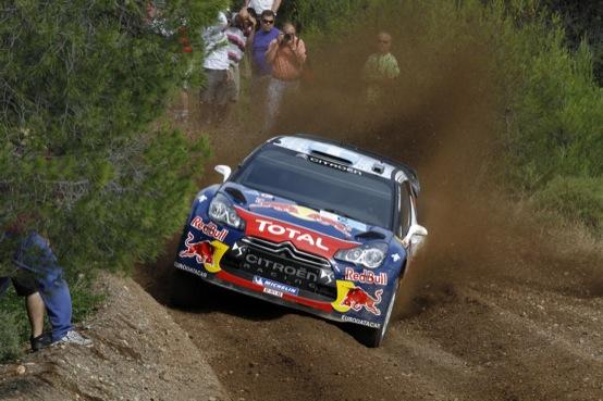 WRC 2011: i commenti dei protagonisti del Rally dell'Acropoli