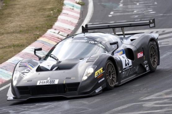 24 Ore del Nürburgring, grande attesa per le gomme Pirelli P Zero