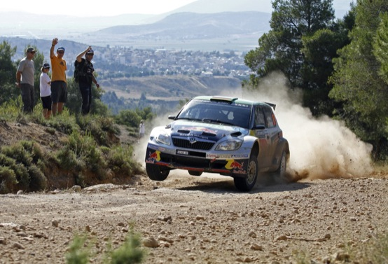 SWRC 2011, Juho Hänninen  centra il trionfo all'Acropolis Rally