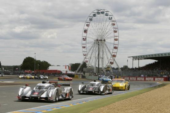 Audi trionfa alla 24 Ore di Le Mans