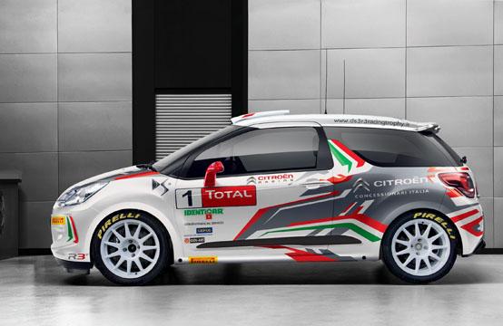 Citroën Racing Trophy Italia ufficializzato per il Rally della Lanterna