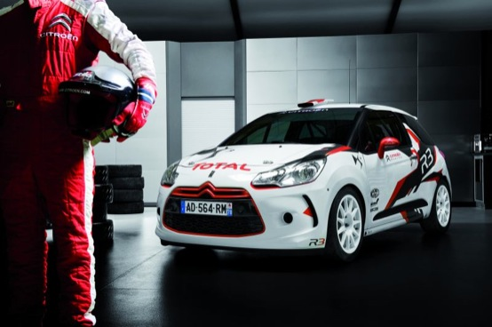 Citroën DS3 R3 Racing Trophy Italia, Roberto Vescovi e Giancarla Guzzi vincono la prima prova
