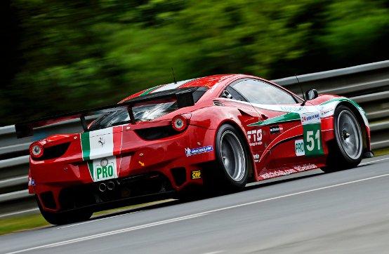 Ferrari: A Le Mans si fa subito sul serio