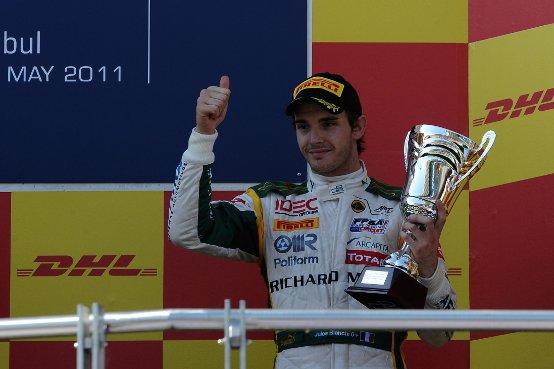 """GP2, Jules Bianchi: """"La mia stagione inizia a Valencia"""""""