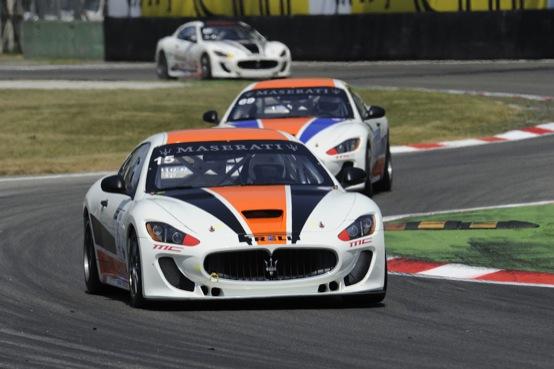 Trofeo Maserati GranTurismo MC, da domani le prove libere a Budapest