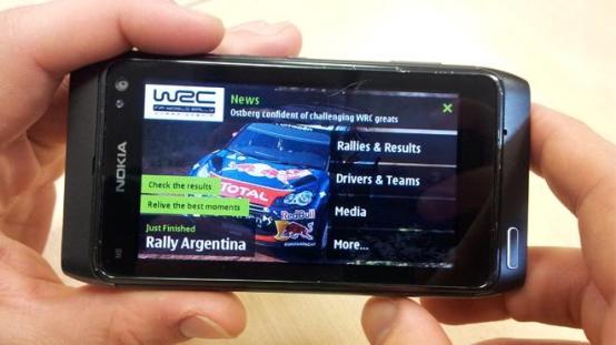 Nokia diventa partner del WRC