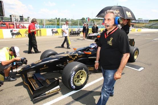 "Auto GP, Pinton: ""Griffitz Durango a Donington per vincere"""