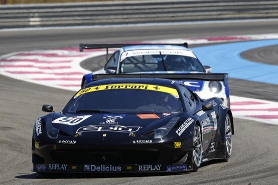 GT3, AF Corse ottiene punti preziosi grazie alle nuove vetture Ferrari