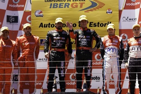 Campionato GT Spagna, Ferrari protagonista grazie a Miguel e Joao Ramos