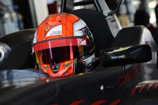 Formula 3: Maisano regala il podio alla Ferrari Drivers Academy