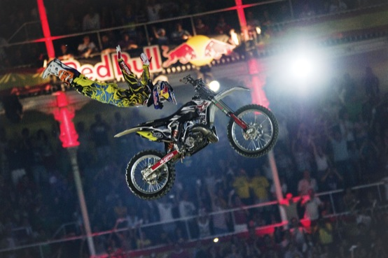 Red Bull X-Fighters, Dany Torres trionfa davanti al pubblico amico di Madrid