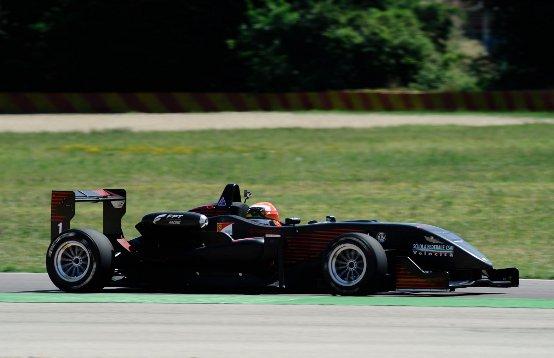 La Ferrari a supporto del Campionato Italiano Csai Karting