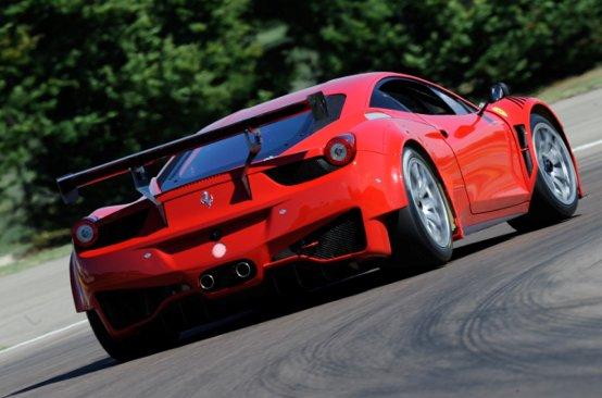 Ferrari: A Daytona esame superato per la 458 Italia Grand Am