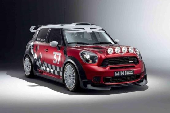 Mini John Cooper Works WRC, anche nello sport si punta alla sicurezza