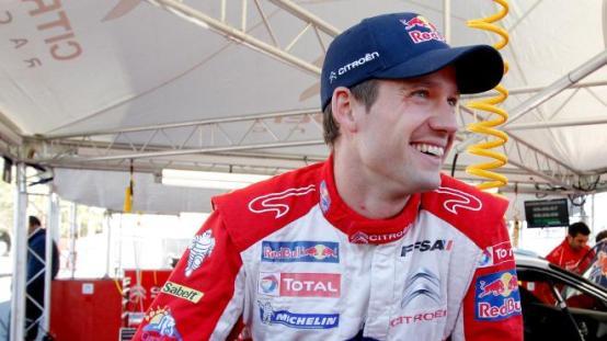 WRC – Loeb re della Germania abdica a favore di Ogier