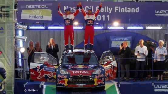 WRC – Loeb mette tutti dietro anche in Finlandia