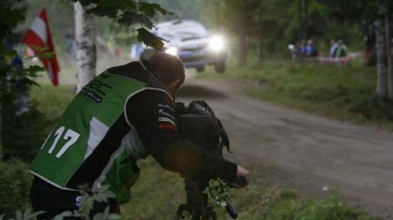 WRC – Rally d'Alsazia, il primo live sul sito del mondiale