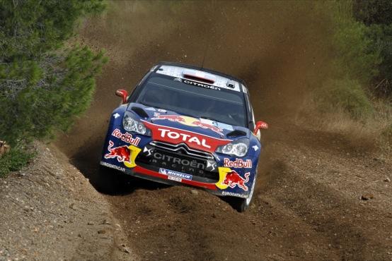 WRC 2011: Loeb e Ogier indietro in Australia, ma sempre primi in classifica generale