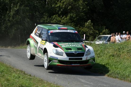 IRC 2011: vittoria di Kopecký al Barum Rally