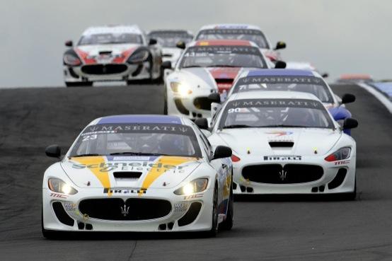 Trofeo Maserati GranTurismo MC, si riparte questo weekend da Valencia