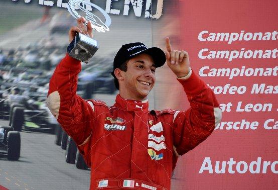 Formula 3: Vallelunga si chiude nel segno di Brandon Maisano