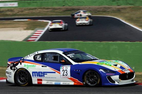 Trofeo Maserati: Baldi vince il trofeo 2011