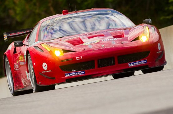 ALMS – La Ferrari 458 debutta a Baltimora