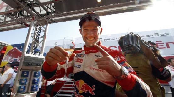 WRC – A casa di Seb vince Ogier