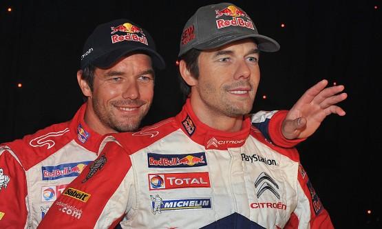 WRC – Una statua di cera per Loeb