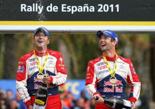 WRC – Loeb torna a vincere in Spagna