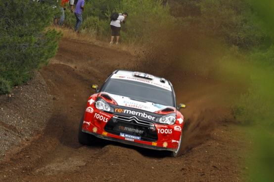 WRC – Gioie e dolori in Francia per Petter Solberg