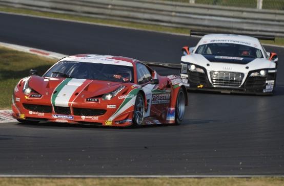 Campionato GT Italiano: A Monza successo di Gai-Radaelli sulla 458 Italia GT2 di AF Corse