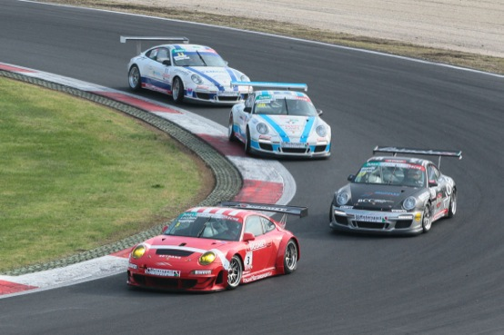 Targa Tricolore Porsche: 200 Miglia di Vallelunga, vittoria di Lucchini e Ragginger