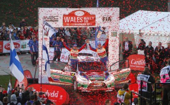 WRC – Magica vittoria di Latvala in Galles, per Loeb ottavo iride