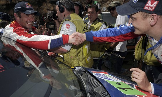 WRC – Mikko Hirvonen passa alla Citroën