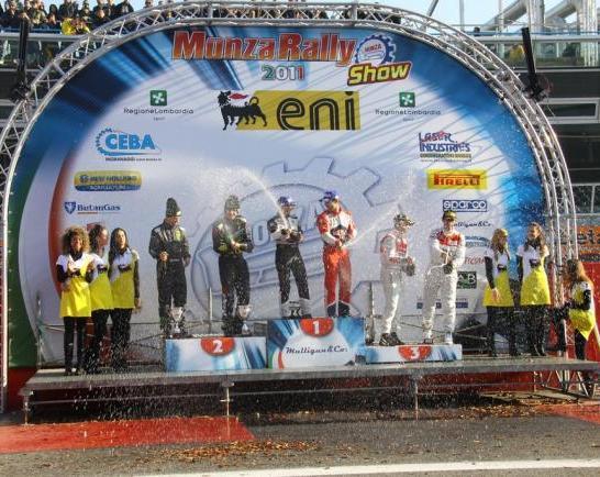 Anche al Rally Monza Show il numero uno è Loeb