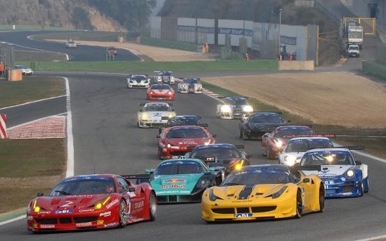 Dominio Ferrari alla Sei Ore di Roma