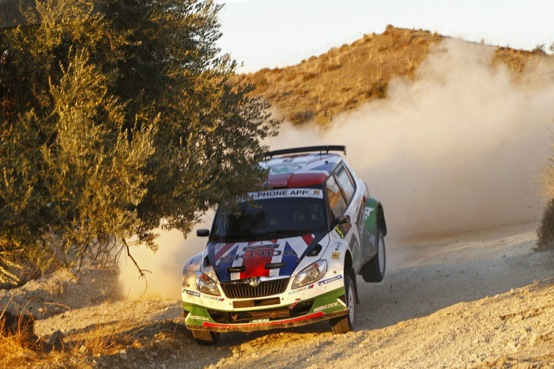 IRC 2011: Andreas Mikkelsen è Campione