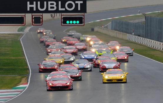 Finali Mondiali Ferrari: Emozioni speciali in pista con il Ferrari Challenge che assegna i primi titoli