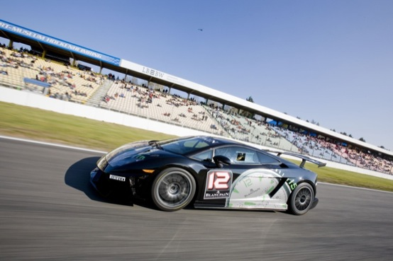 Lamborghini Blancpain Super Trofeo, chiusa la stagione sul circuito di Barcellona