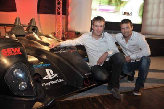Ad Haguenau presentata la Sébastien Loeb Racing