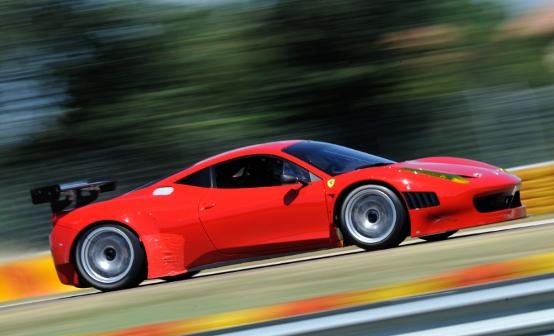 La Ferrari 458 Grand Am al debutto negli USA
