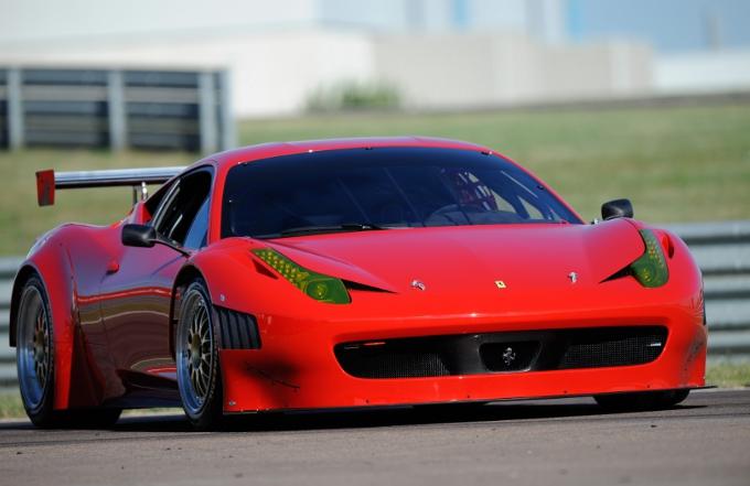 24 Ore di Daytona: Due Ferrari 458 Grand Am per Risi Competizione