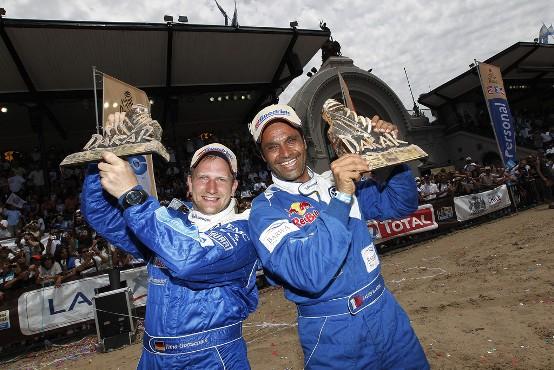 WRC – Nasser Al-Attiyah alla Citroën