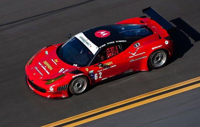 Ferrari: Debutto a stelle e strisce per la 458 Grand Am