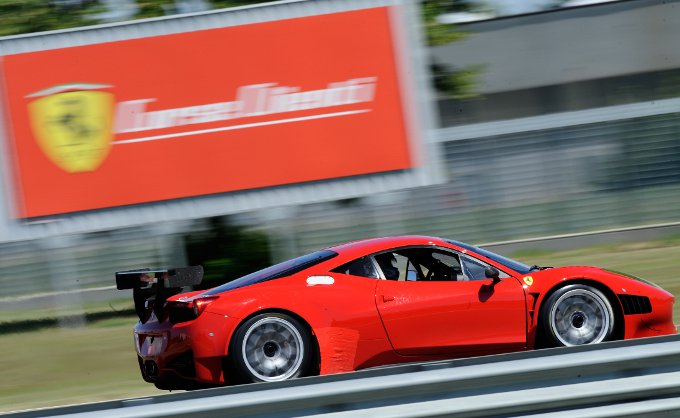 Sei campioni guideranno la Ferrari 458 Grand AM nella 24 Ore di Daytona
